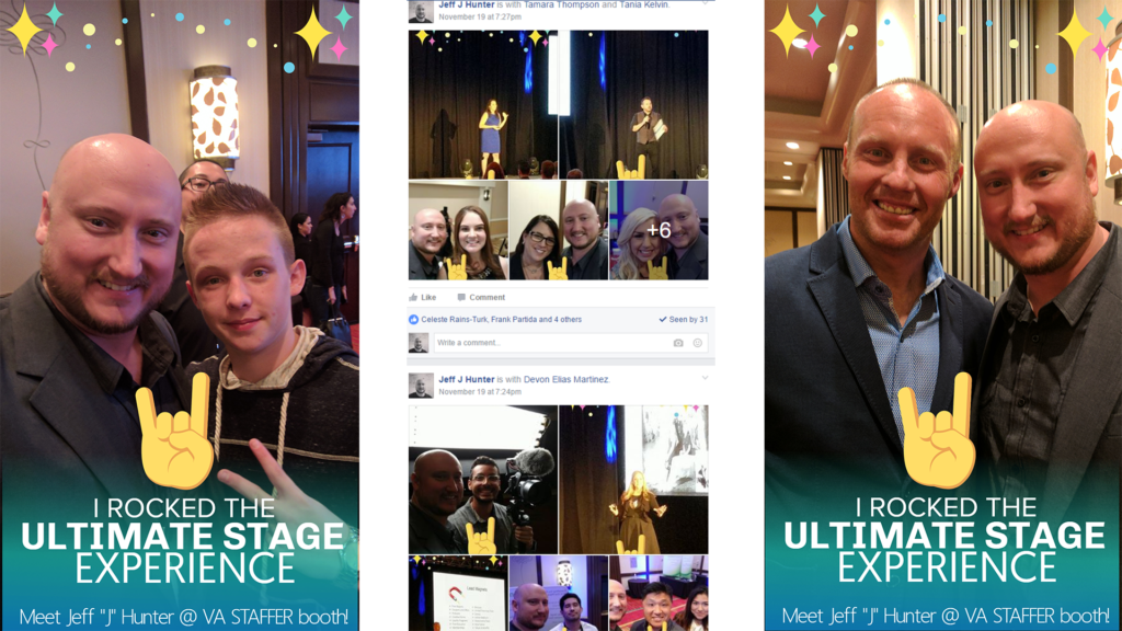 Ultimate Stage Experience Speakers & Artists