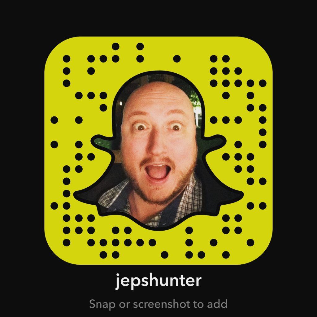 Jeff J Hunter on SnapChat JepsHunter