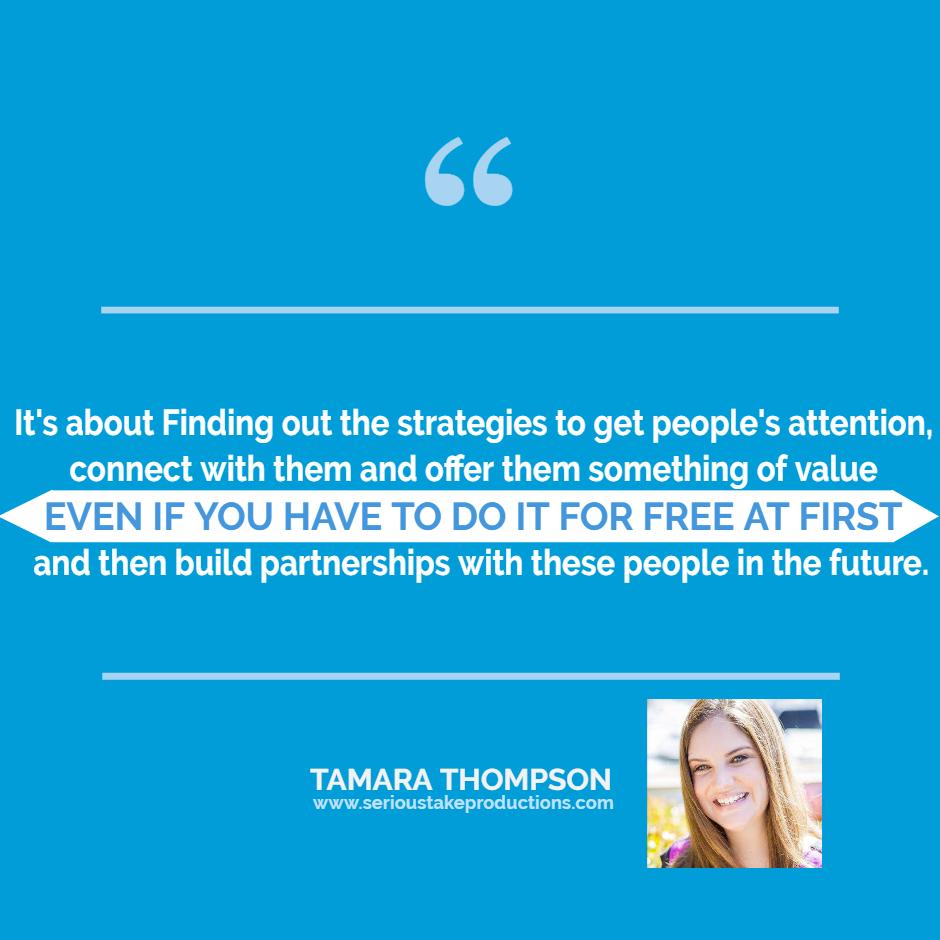 Tamara Thompson Quote Entrepreneur on Fire
