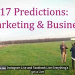 2017 Predictions: Business Marketing by Jeff J Hunter