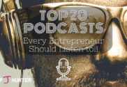 Top 20 Podcasts for Entrepreneurs