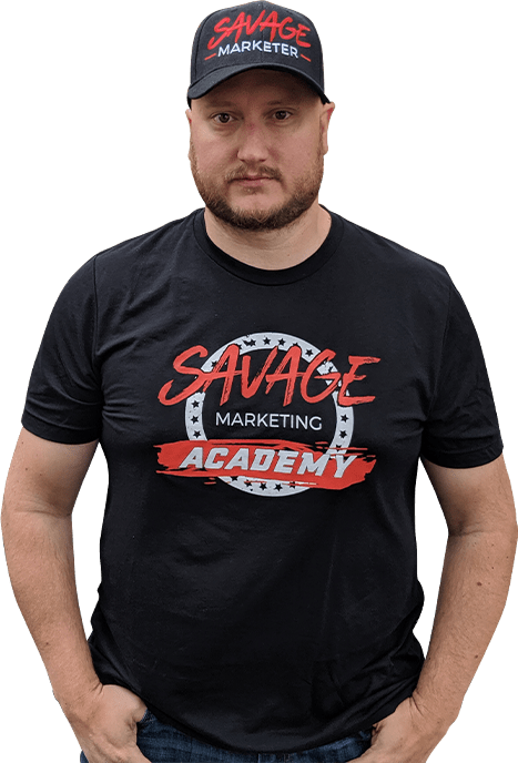 Jeff J Hunter | Savage Marketer